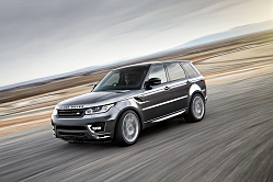 2014 Range Rover Sport: Lavish Luxury, Ludicrous Power