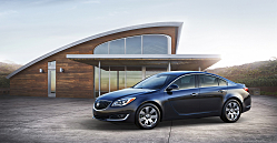 2014 Buick Regal: Stately Midsize Sedan Makeover
