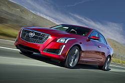 Third Time Charm: 3Gen 2014 Cadillac CTS