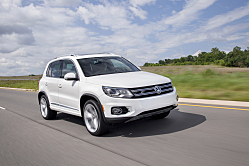 New R-Line for 2014 VW Tiguan