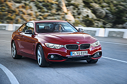 2014 BMW 4 Series: 4 Seater Coupe