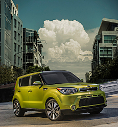 Kia Delivers a New Soul