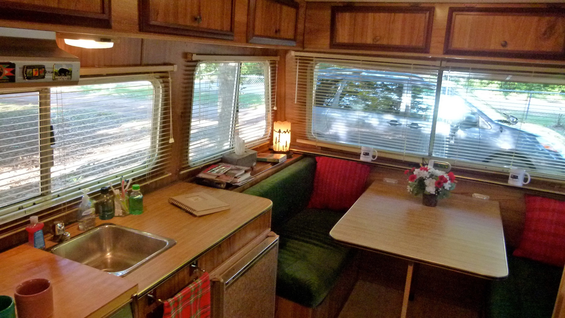 Long Lasting RVs: The Glass Egg - Rolling Homes - - GrooveCar