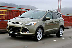 2014 Ford Escape: Breakaway Success