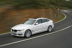 BMW Gran Turismo: New to 3 Series Lineup