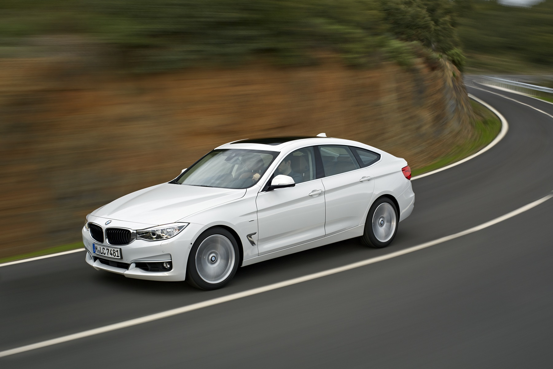Manufacturer photo: The all-new BMW 3 Series Gran Turismo adds an innovative new concept to the 3 Series line