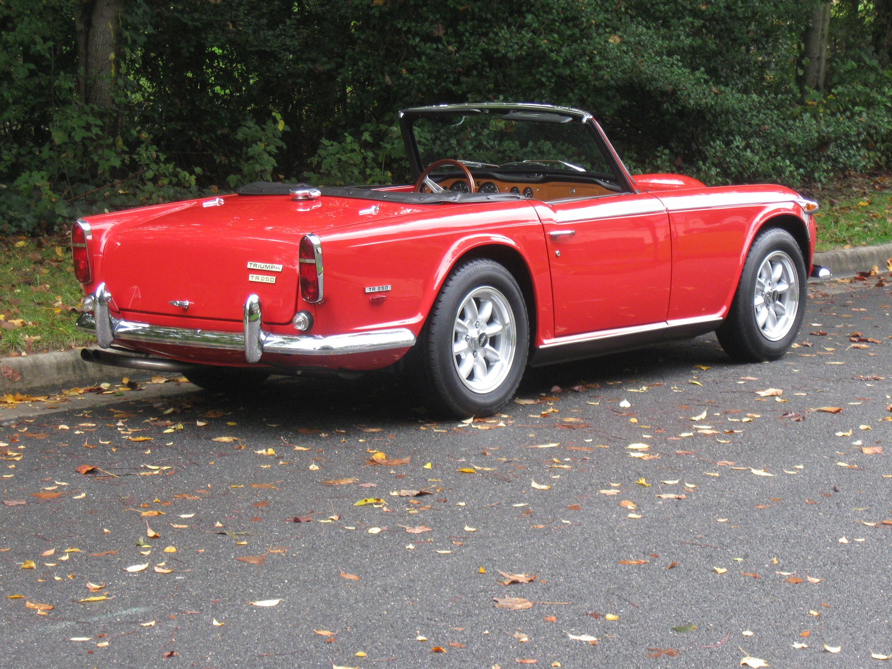 1968 Triumph Tr250 In Limited Production Classic
