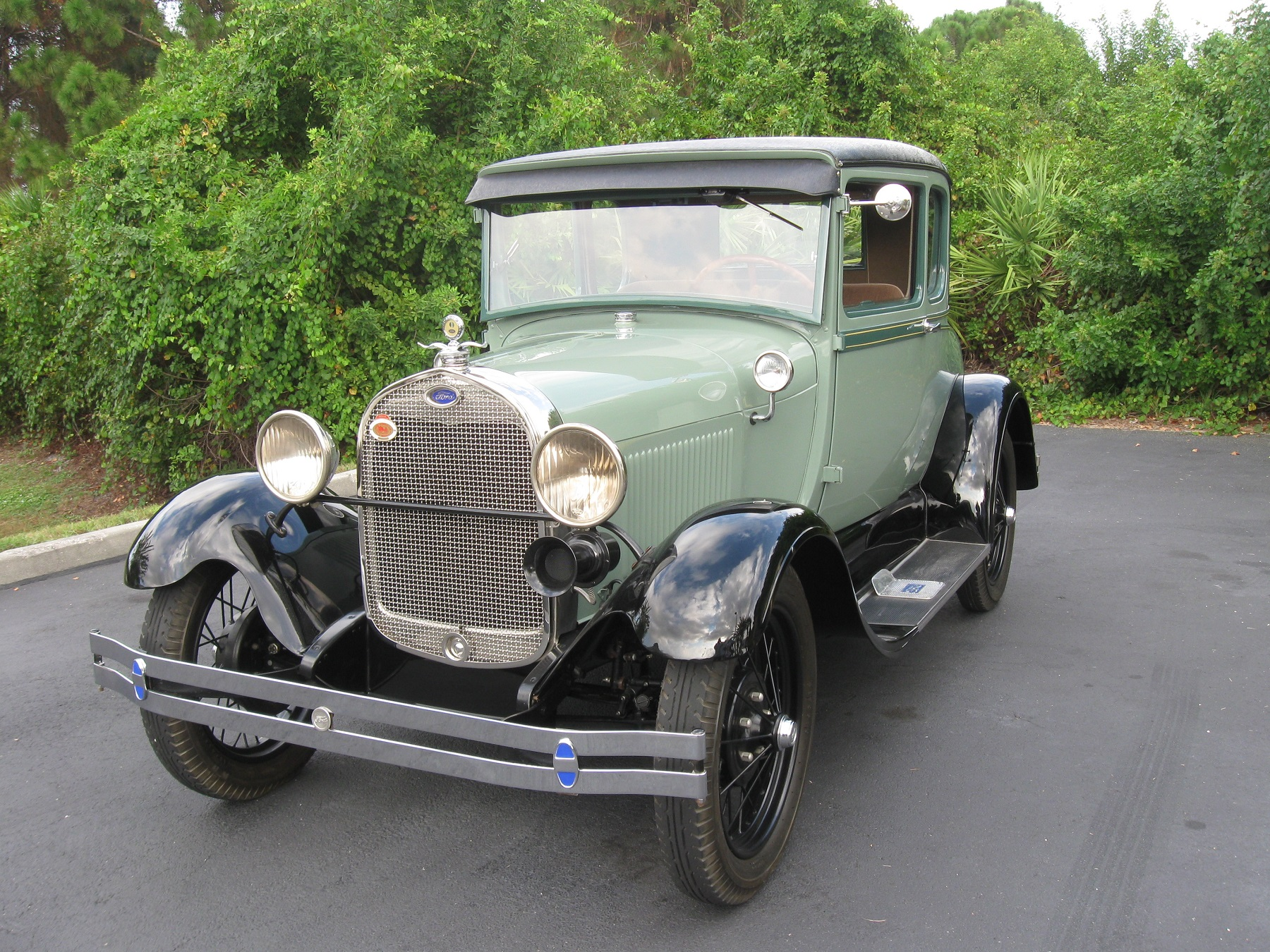 Not Many Built: 1928 Ford Special Coupe - Classic Classics - - GrooveCar