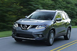 2014 Nissan Rogue: Safer, More Fashionable, Practical