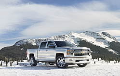 Silverado High Country: Posh Pickup