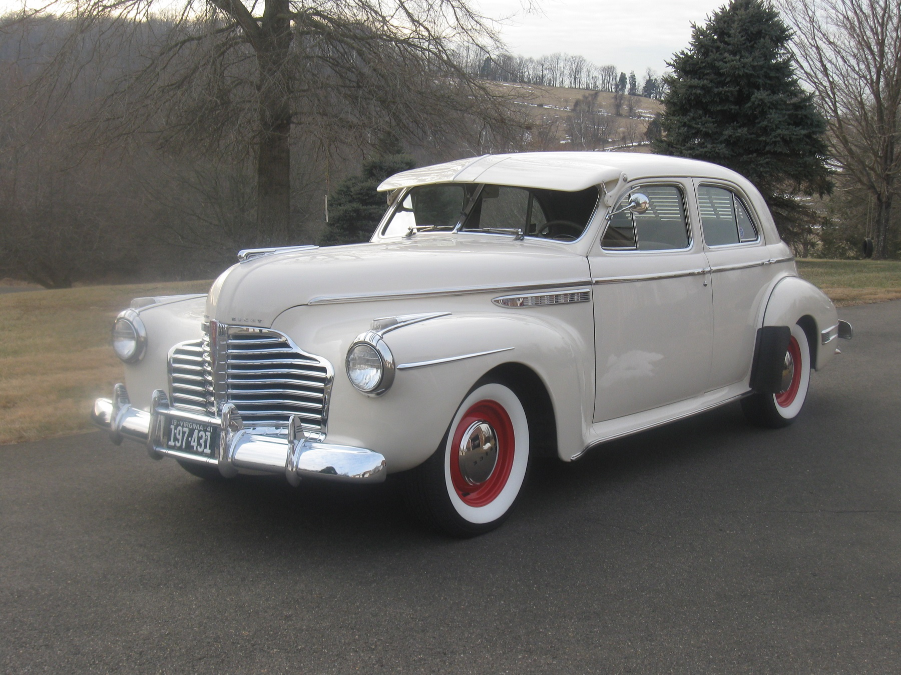 1941 Buick Super Good on Long Trips - Classic Classics - - GrooveCar