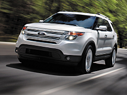 Big Time Nameplate: Ford Explorer