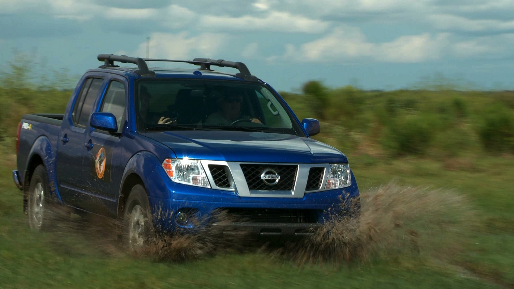 Nissan Frontier PRO 4X Conquer Wilderness Trails Truck