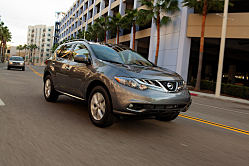 Nissan Murano: Curvaceous, Capable Crossover