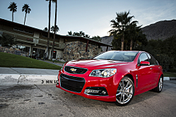 2014 Chevy SS: Thunder from Under