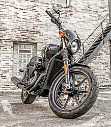 New Street Bobbers from Harley-Davidson