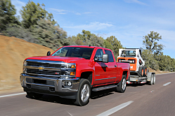 2015 Silverado, Sierra Heavy-Duties: Endowed Performance