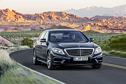 Luxury Dominance Continues: 2014 Mercedes S-Class