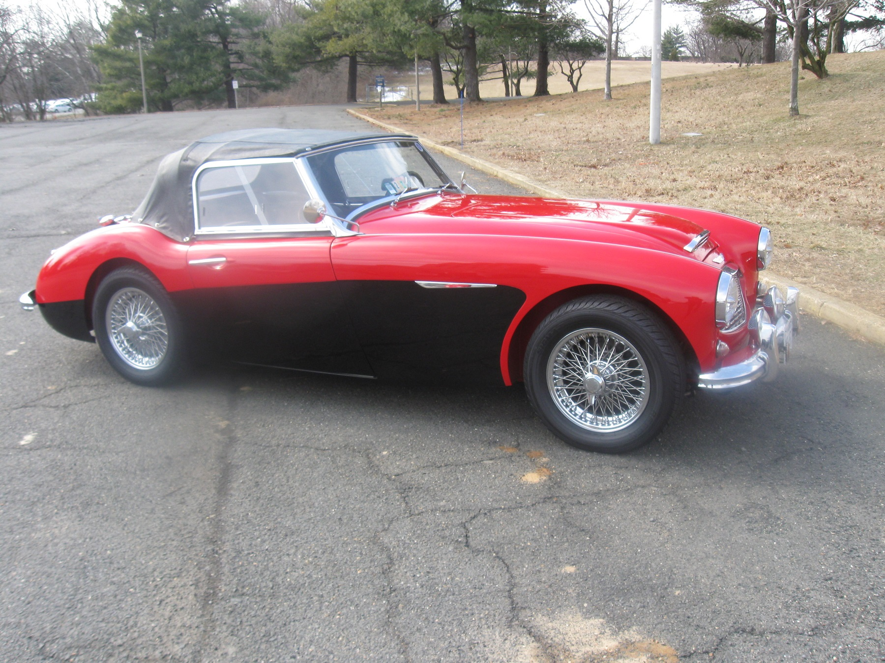 Dream Car: 1960 Austin-Healey - Classic Classics - - GrooveCar