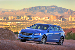 2015 Volvo V60 Sportswagon: Start of Drive-E
