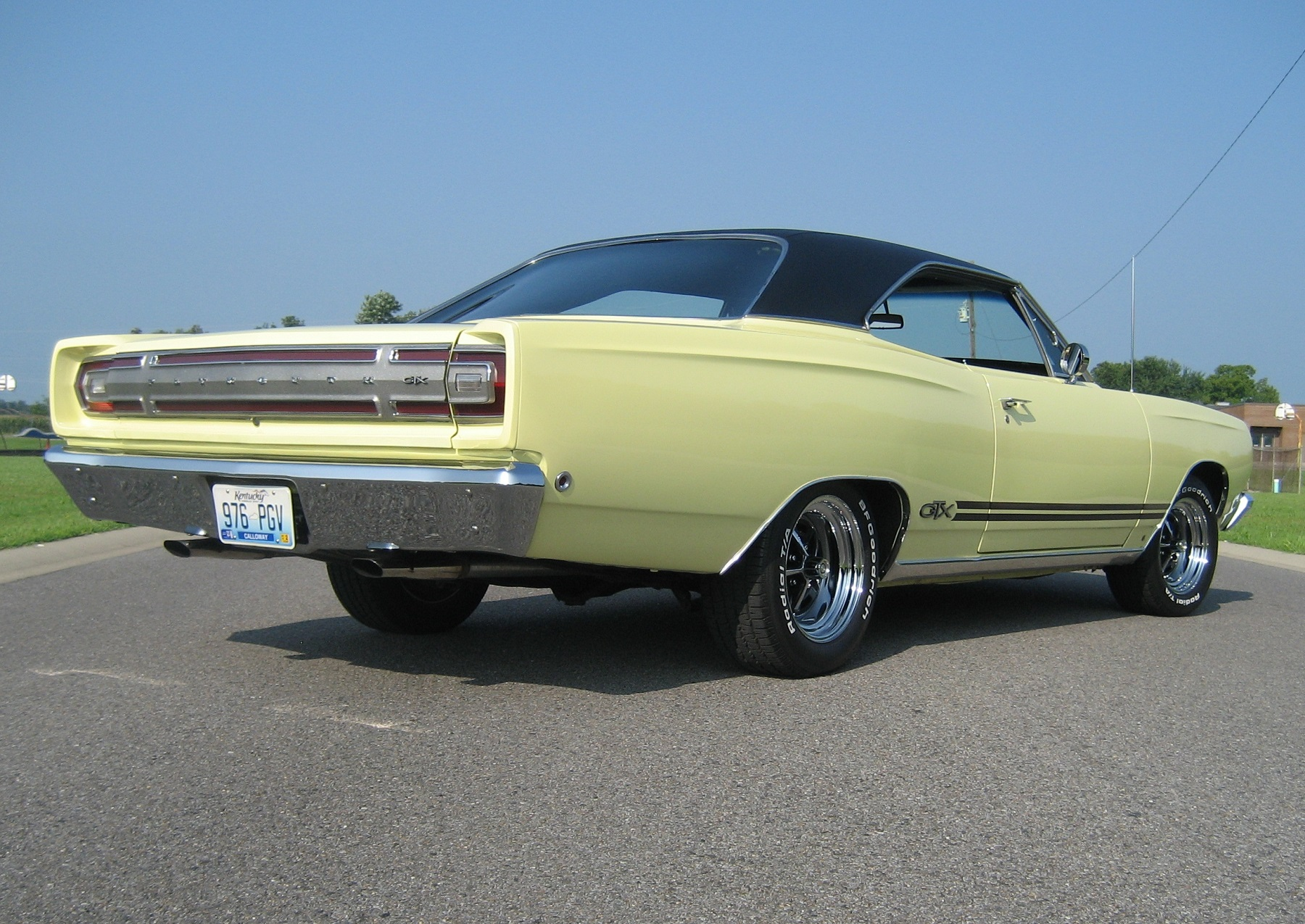 1968 Plymouth GTX from the Muscle Car Era - Classic Classics ...