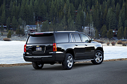 Iconic Chevy Suburban is All-New for 2015