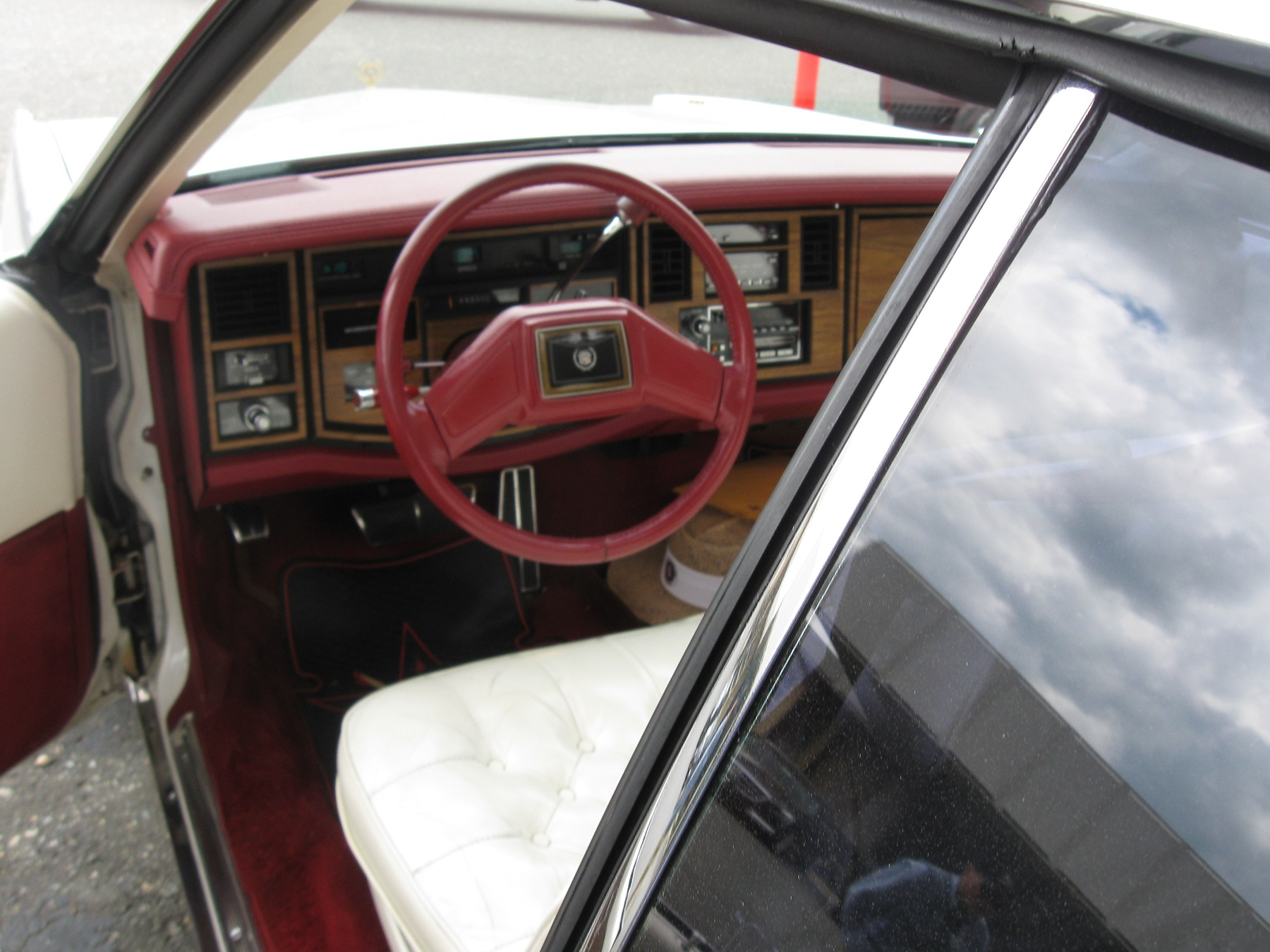 Big 1985 Cadillac V-8 with Low 135-Horsepower - Classic Classics ...