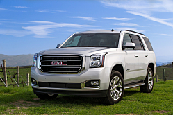 2015 GMC Yukon: Full-Size Improvements, Innovations