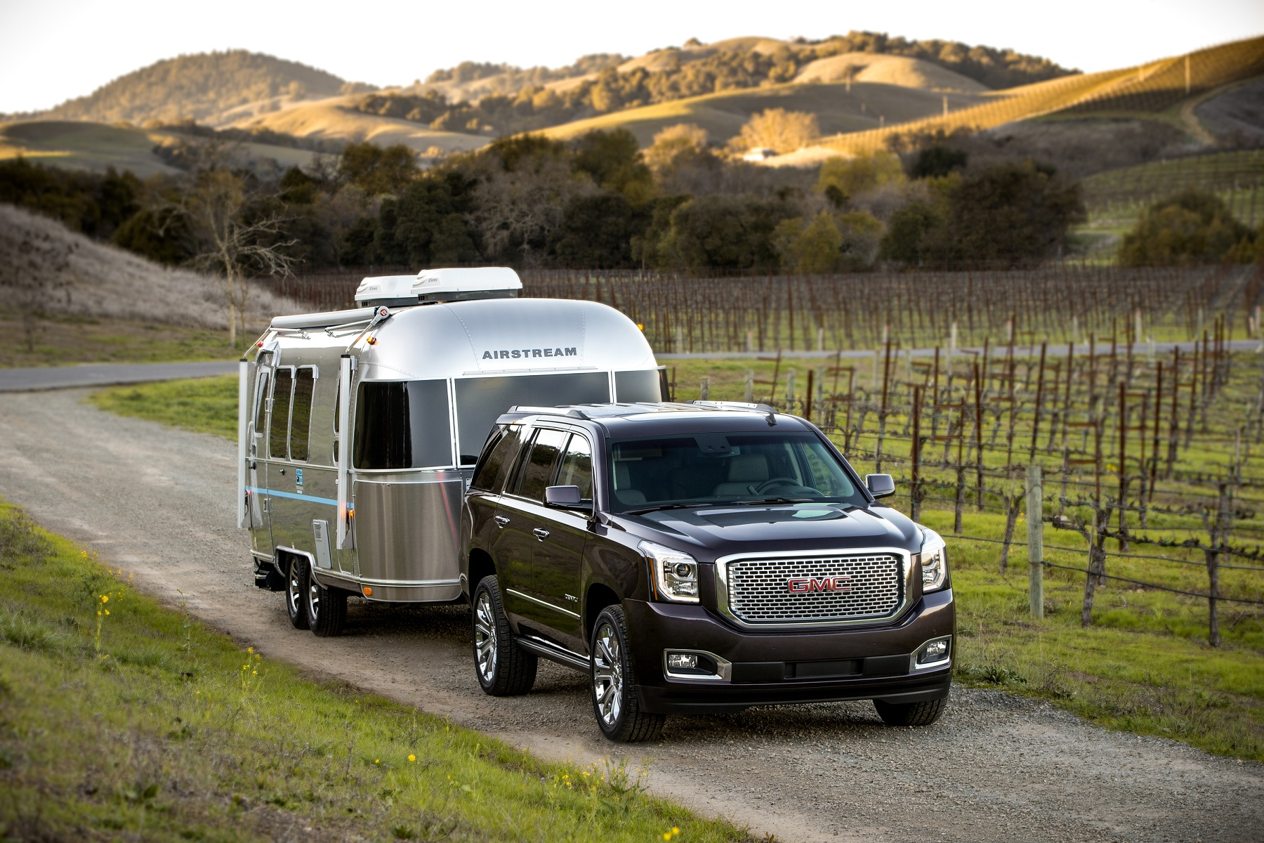 Manufacturer photo: GMC's all-new 2015 Yukon delivers greater capability and refinement, with more power, new fold-flat rear seats and a quieter interior