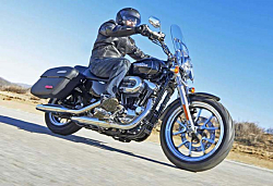 Harley-Davidson Introduces New SuperLow