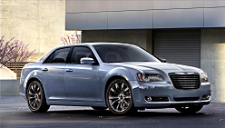 2014 Chrysler 300S: Cool Muscular Sedan