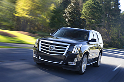 2015 Cadillac Escalade: Big, Beautiful, Bling