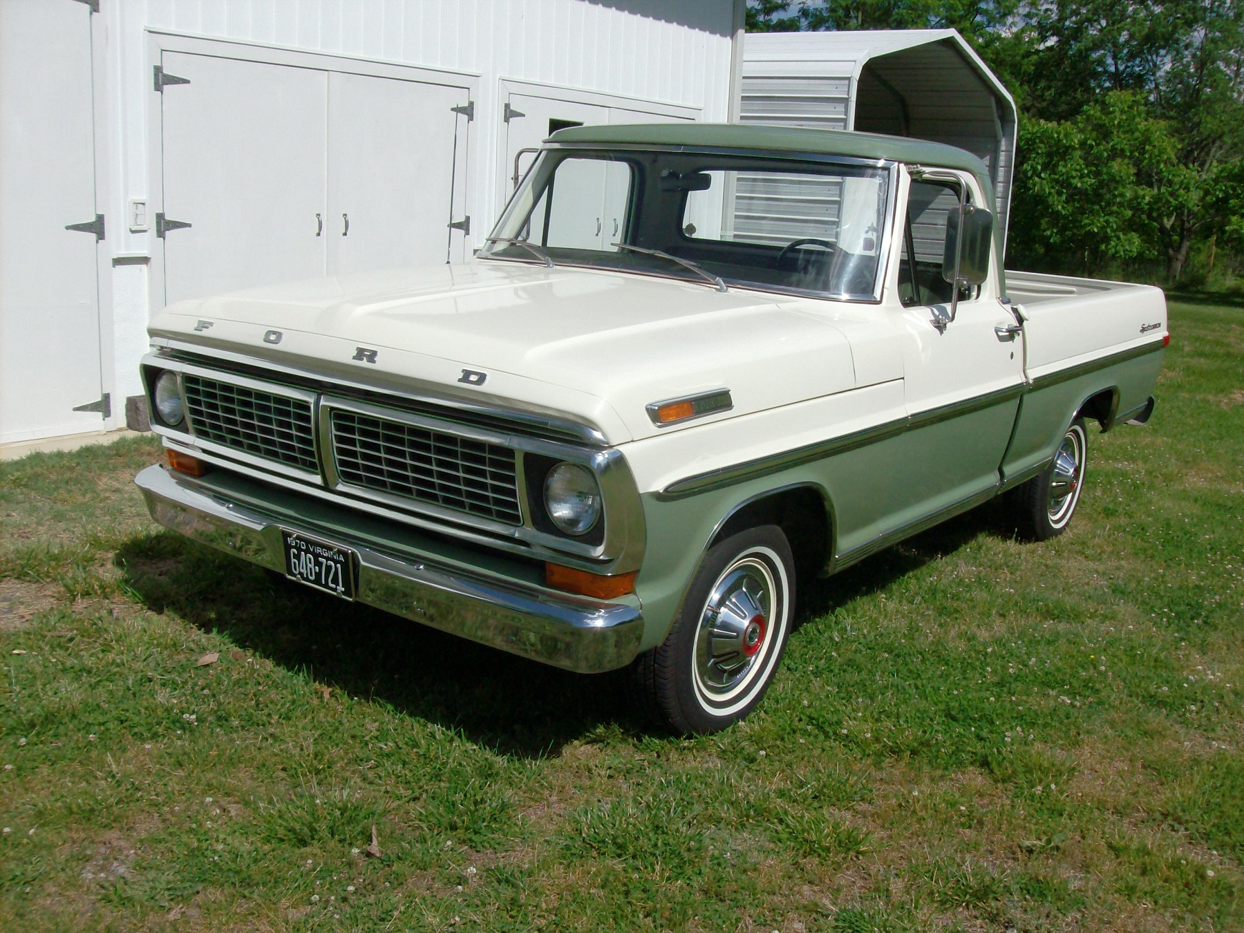 1970 Ford F100 >> 1970 Ford F100 Recollections Of Family Classic Classics