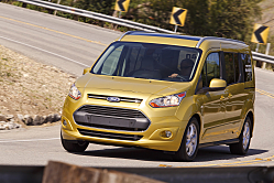 Ford's `Unminivan' -- Transit Connect Wagon