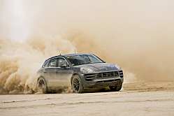 2015 Macan: Porsche's New SUV Sports Car