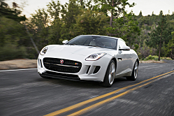 Jaguar F-Type Coupe: Two Seat Heartbeat