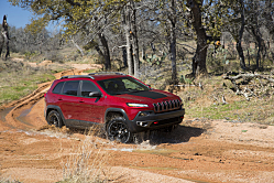 Jeep Cherokee: Go Anywhere Crossover