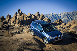 Subaru Forester: Crossover Toughness