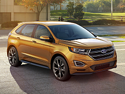 Like a Hollywood Starlet: Ford's Darling Edge