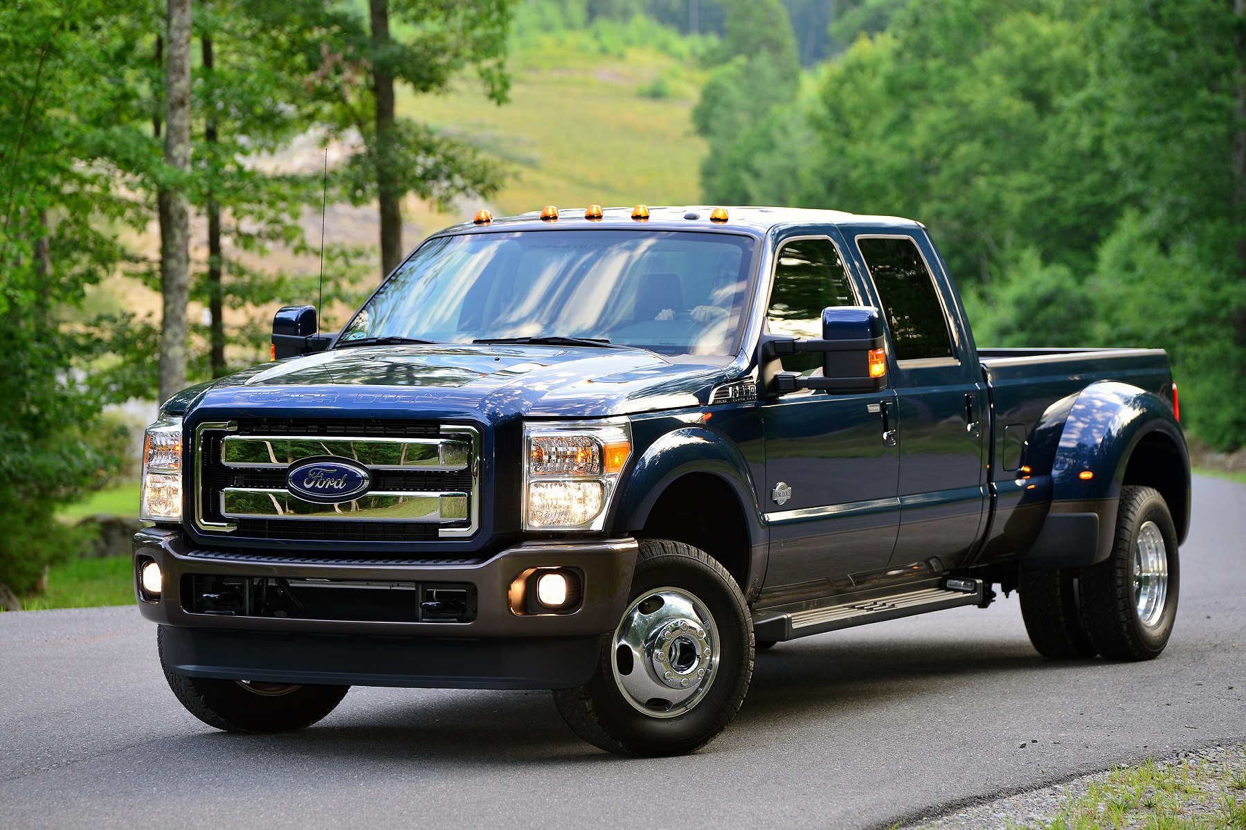 2015 Ford Super Duty: More Powerful Workhorse - Truck Talk ...