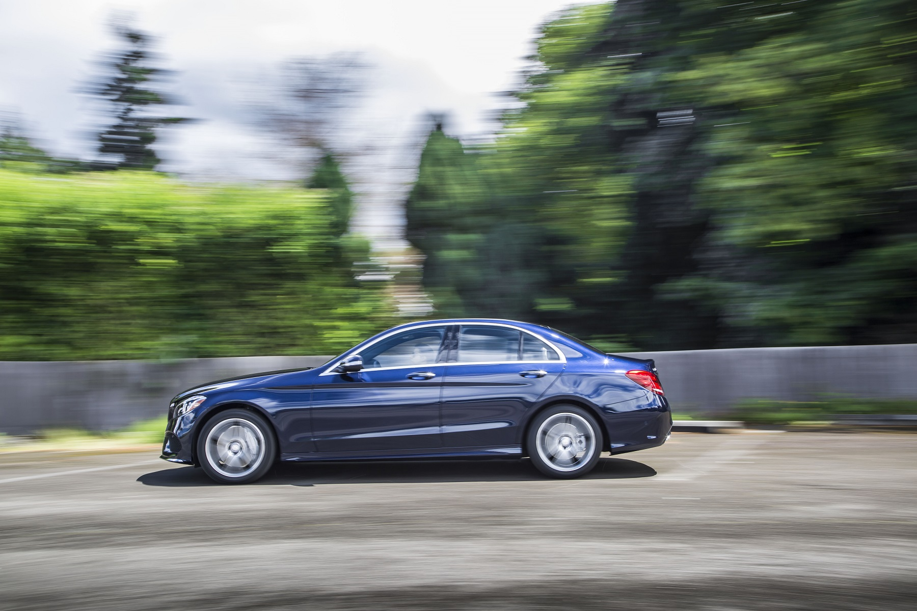 Manufacturer photo: The all-new C-Class heralds a new chapter for Mercedes-Benz and sets new standards in the premium mid-range class