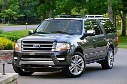 2015 Ford Expedition: More of What Matters