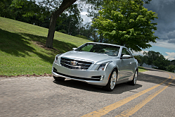 Cadillac Performance: 2015 ATS Sport Coupe
