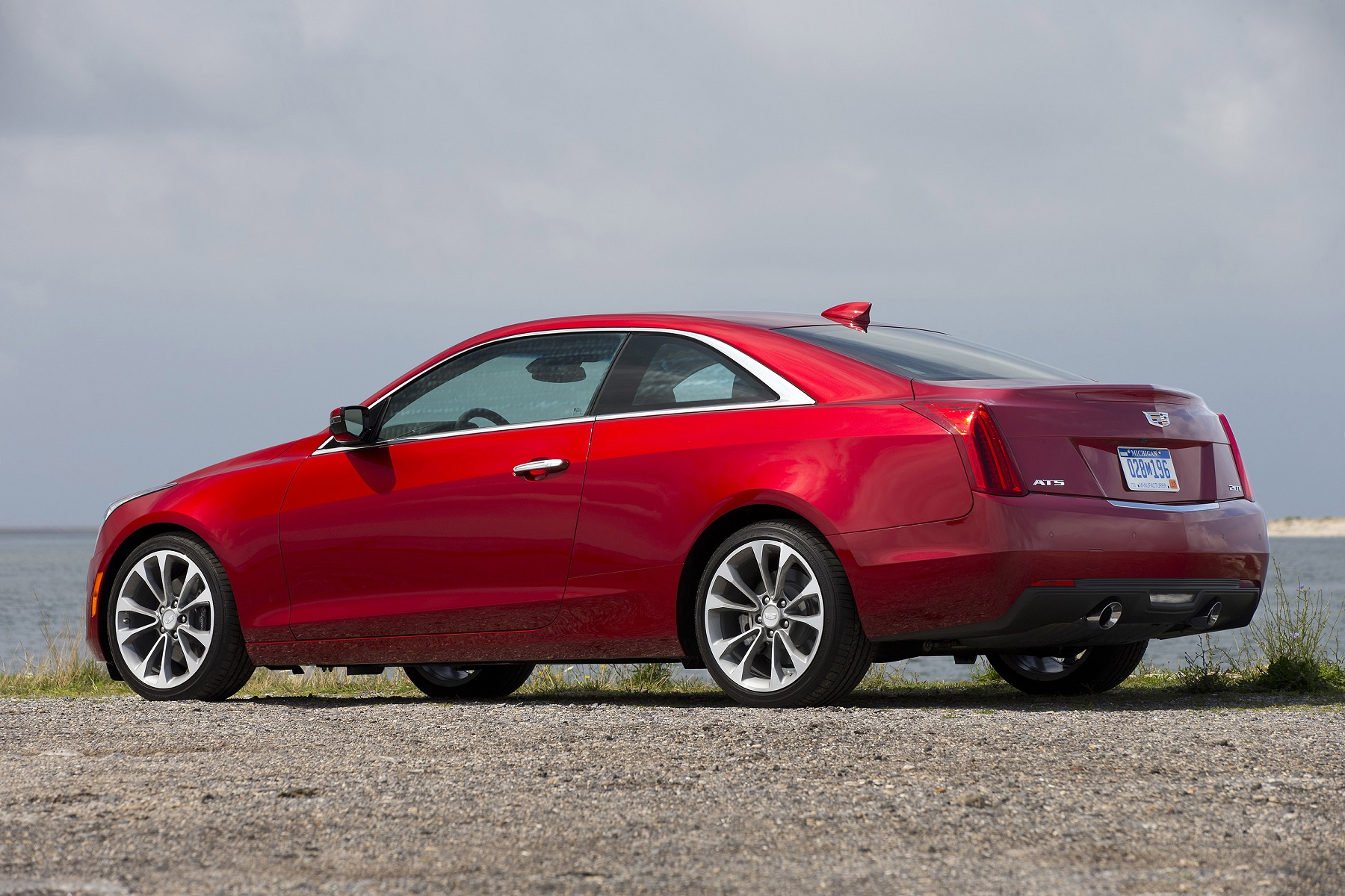 Manufacturer photo: Cadillac's all-new 2015 ATS Coupe is a quicker and more personal addition to the award-winning ATS product line