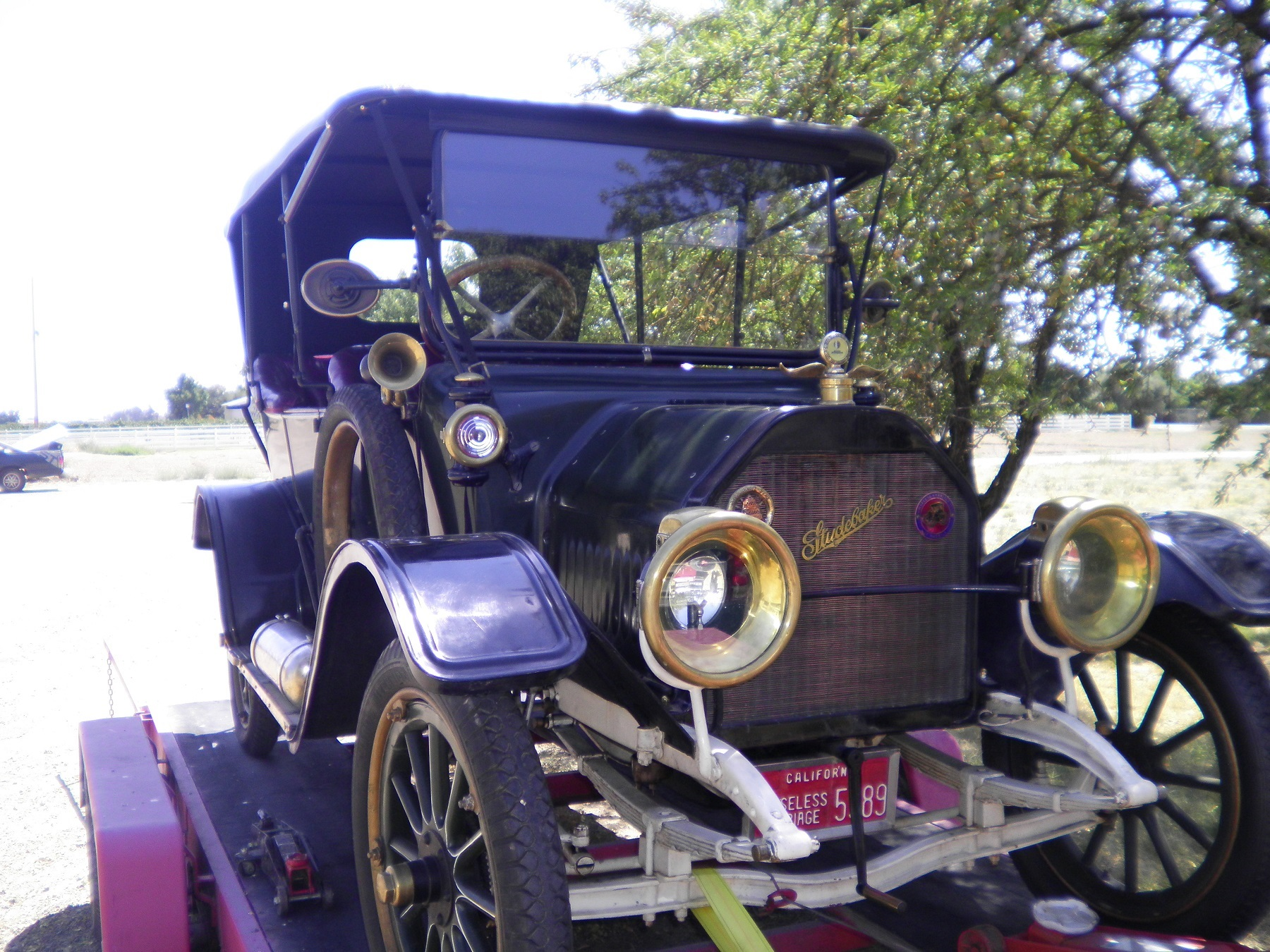1913 Studebaker: Near the Early Car Age - Classic Classics - - GrooveCar
