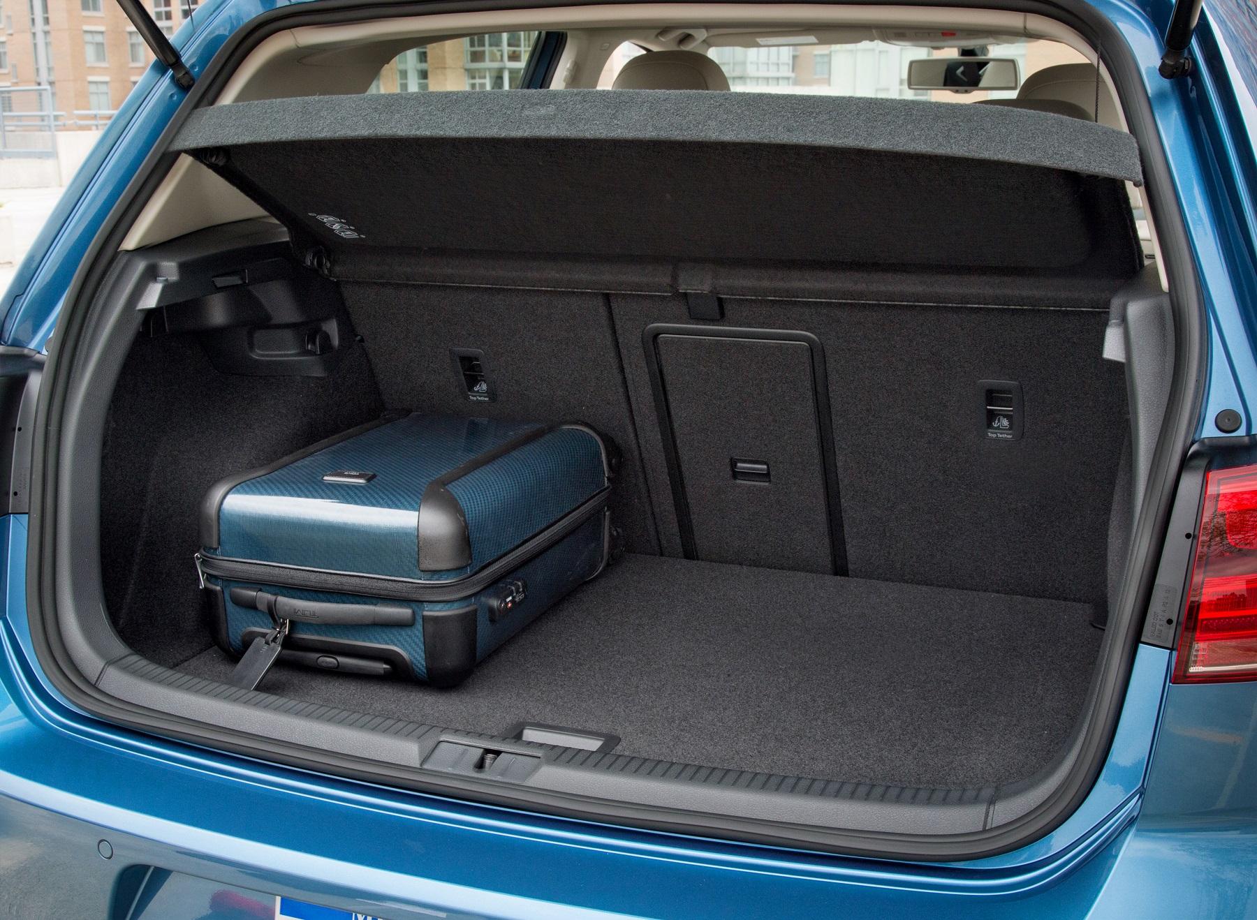 Not a Golf Cart: e-Golf is Full Electric Volkswagen - Green