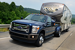 2015 Ford Super Duty: For Big Truck Jobs