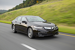 2015 TLX: Better Chops from Acura