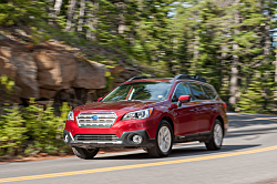 All-New Subaru Outback Roomiest Most Capable Ever