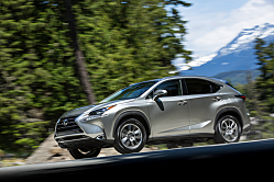 Lexus NX: New for Demanding Compact Crossover Buyers